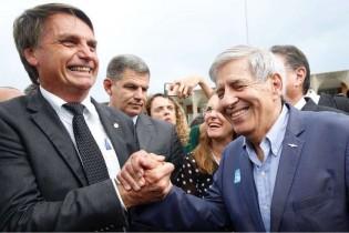 """Discurso histórico de Heleno: """"Bolsonaro tornou-se o maior símbolo do combate à corrupção nos 520 anos da história do Brasil"""""""
