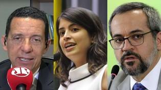 """Jornalista acaba com esperança de Tabata, Frota e Maia: """"Impeachment de Weintraub não prosperará"""" (veja o vídeo)"""