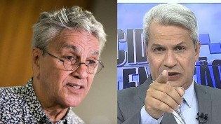 Caetano defende liberação total das drogas e leva resposta desmoralizante de Sikêra Júnior (veja o vídeo)