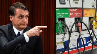 Finalmente um presidente com CORAGEM de pôr o dedo na ferida na questão do combustível