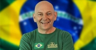 """Hang critica discurso 'furado' de populistas e afirma: """"O Brasil tem condições de ser um dos maiores do mundo"""" (veja o vídeo)"""