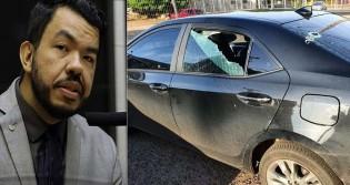 Deputado que ofereceu recompensa pela elucidação do crime contra Bolsonaro, é vítima de atentado, revida e sai ileso (veja o vídeo)