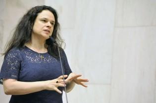 Janaína enquadra petista que agrediu parlamentar negro e homossexual (veja o vídeo)