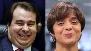 A relativização institucional de Maia e seus parceiros, Vera Magalhães e seus colegas e de alguns ungidos do STF