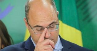 Witzel viaja com dinheiro público, gazeteia compromisso e prejudica o Rio de Janeiro