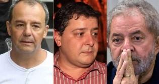 Segundo Cabral, empresa de Lulinha recebeu R$ 30 milhões a pedido de Lula