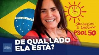 Regina Duarte: namoradinha do Brasil ou do Psol? (veja o vídeo)