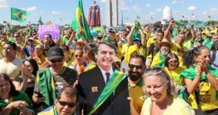 Manifestação Popular: o povo é soberano e o gigante está acordado (veja o vídeo)