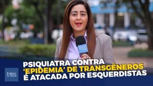 Lacradores tentam censurar palestra sobre transgêneros e atacam psiquiatra (veja o vídeo)