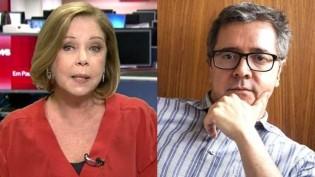 Jornalista da Globo ataca Bolsonaro e, AO VIVO, leva descompostura de médico convidado (veja o vídeo)