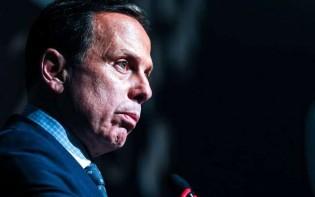 Dória, lunático e o pior governador no enfrentamento do Coronavírus