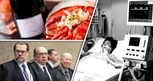 """Vinho, lagosta e respiradores – Ensaio sobre a psicologia do isolamento no país da """"Galera"""""""