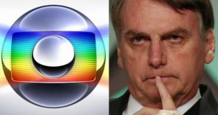 """No desespero, Globo usa colunista para pedir renúncia de Bolsonaro em troca de """"anistia"""" aos filhos"""