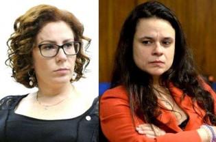 """De mulher pra mulher, Zambelli desmoraliza Janaína: """"Reflita, você está fora de si"""""""