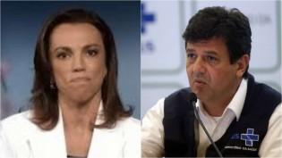 O confronto inevitável entre Mandetta e a Rede Globo (veja o vídeo)
