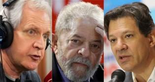 """Augusto Nunes extermina hipocrisia de Lula e comparsas: """"cinismo crônico e sem-vergonhice epidêmica"""" (veja o vídeo)"""
