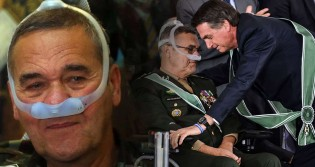 "General Villas Bôas lava a alma: ""Ninguém tutela o Bolsonaro"""