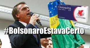 População abraça o presidente e #BolsonaroEstavaCerto chega ao topo dos Trending Topics