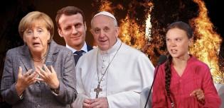 Cadê aqueles bravos líderes, que queriam internacionalizar a Amazônia?