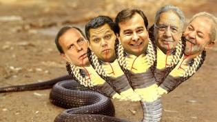 As várias cabeças de uma mesma serpente
