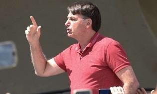 """Bolsonaro vai para o """"front de batalha"""" (veja o vídeo)"""