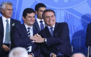 Os erros e os acertos de Moro e Bolsonaro