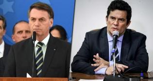 """Bolsonaro versus Moro: """"Muitas vezes, a pressa é inimiga do bom discernimento"""""""