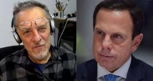 """Doria censura jornalista e põe processo em """"segredo de Justiça"""". O que ele esconde? (veja o vídeo)"""