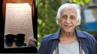O suicídio e o conselho deixado na carta pelo ator Flavio Migliaccio