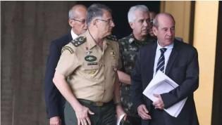 """STF revoga """"Censura"""" imposta a ministro da defesa e comandantes militares por juiz de 1ª instância e TRF-5"""