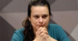 """Após depoimento de Valeixo, Janaína se rende: """"Precisamos ser justos, não houve crime"""""""