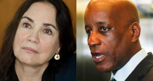 O silêncio sepulcral de Regina Duarte sobre o ato de racismo contra Sérgio Camargo