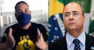 Deputado dá flagrante em hospital de campanha de Witzel e resultado é lamentável (veja o vídeo)