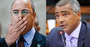 Romário já havia alertado sobre ligação obscura de Witzel com empresário preso pela Lava Jato (veja o vídeo)