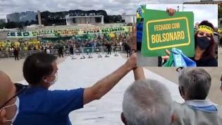 URGENTE: Milhares de robôs invadiram Brasília neste domingo (veja o vídeo)