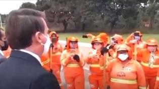 Em conversa com público seleto, Bolsonaro confirma o nome do ministro da Saúde (veja o vídeo)