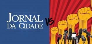 Entenda porque a grande mídia se uniu com a extrema esquerda para atacar o Jornal da Cidade Online