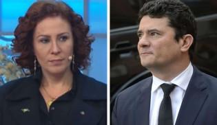 Zambelli desmoraliza novamente o ex-ministro Sérgio Moro