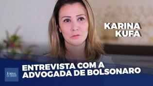 Ação na Justiça Eleitoral para cassar chapa de Bolsonaro não tem provas, afirma advogada do presidente (Veja o vídeo)