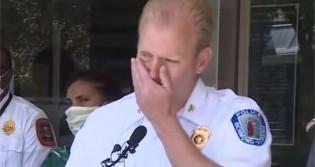 ANTIFAS incendeiam casa com criança dentro e tentam impedir ação dos bombeiros