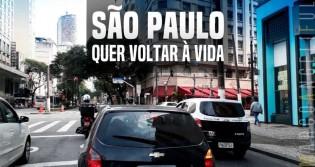São Paulo quer voltar à vida: A cidade sofre as consequências de uma administração desastrosa e incompetente (veja o vídeo)