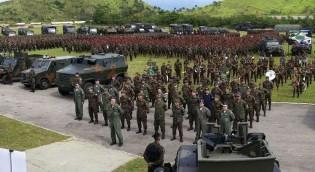 STF é acionado para definir os limites de atuação das Forças Armadas