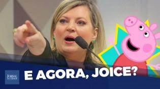 Dossiê Joice Hasselmann ou PeppaGate (veja o vídeo)