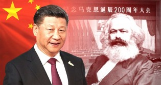 China - Capitalismo de estado a serviço do socialismo político