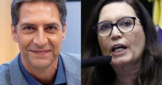 """Bia Kicis cita Lacombe e alerta: """"Perseguição a conservadores"""" (veja o vídeo)"""