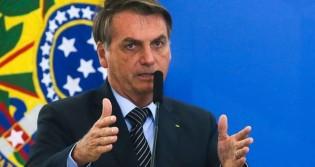 """Bolsonaro sobre aprovação do PL da """"Censura"""" no Senado: """"Cabe a nós o veto, não vai vingar"""" (veja o vídeo)"""