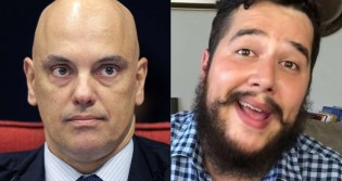 """Jornalista, alvo de busca e apreensão, expõe Moraes: """"Mentiu! Mentiu! Mentiu!"""" (veja o vídeo)"""