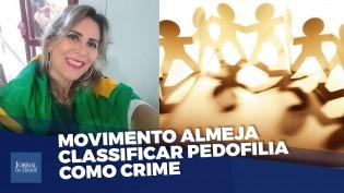 """""""Pedofilia é crime e ponto final!"""", diz coordenadora do Movimento Orgulho Autista Brasil - RS (veja o vídeo)"""