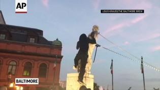 Podem derrubar estátuas. O Pilar do Ocidente é Outro