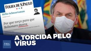 """Bolsonaro e as manifestações diabólicas de novos """"Adélios"""" (Veja o vídeo)"""